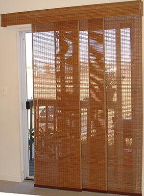 G Amp V Window Fashions Co Ltd Woven Panels Amp Folding Door