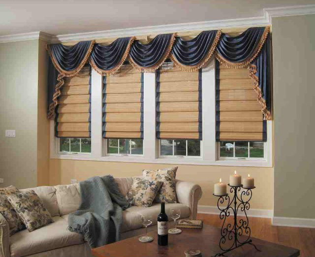 G Amp V Window Fashions Co Ltd Roman Shades